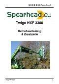 Twiga HXF 3300 - farmtec | Trautmann-Biberger - Seite 2