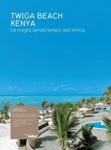 TWIGA BEACH KENYA - V-Club - Valtur