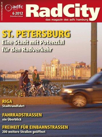 ST. PETERSBURG - ADFC Hamburg