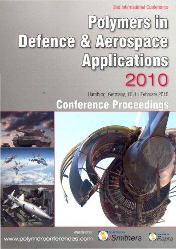2nd International Conference Hamburg, Germany, 10-11 February ...