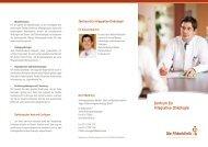 Zentrum für Integrative Onkologie - in der Filderklinik