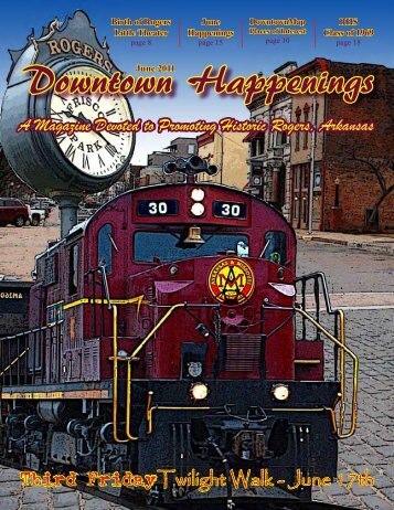 Downtown Happenings Service Directory - Main Street Rogers