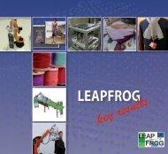 LEAPFROG - Euratex