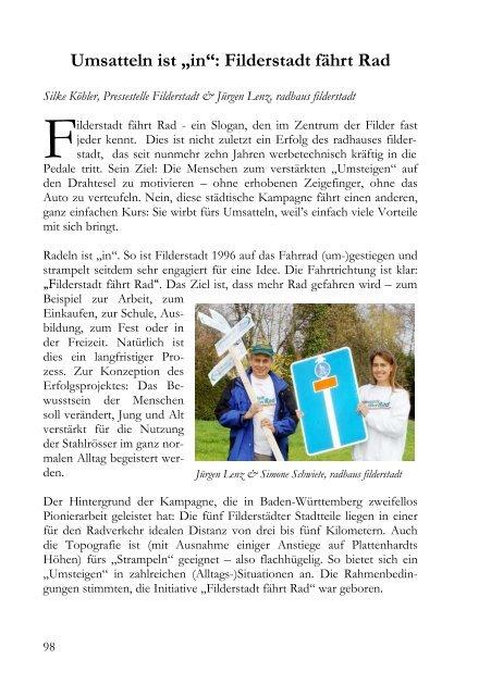 Natur - Stadt Filderstadt