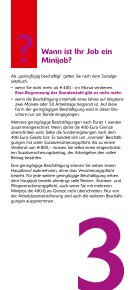 Der Minijob - Stadt Filderstadt - Seite 5