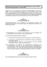 Satzung über die Erhebung von ... - Stadt Filderstadt