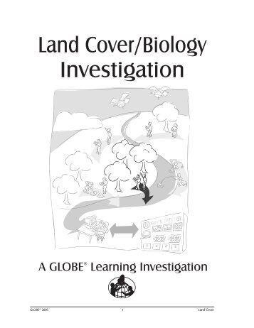 Globe: Land Cover /Biology Investigation