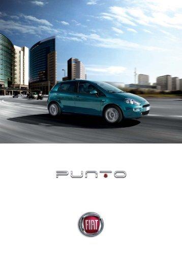 Punto_2012:ulotka Punto 2012 - Fiat