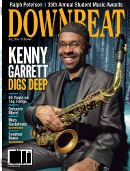 Ralph Peterson 35th Annual Student Music Awards - Downbeat