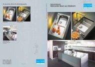Glänzende Ideen aus Edelstahl. - Suter Inox AG