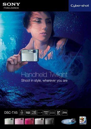 Handheld Twilight - Etilize