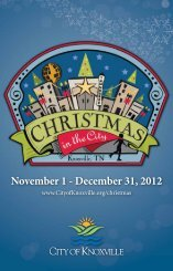 November 1 - December 31, 2012 - City of Knoxville