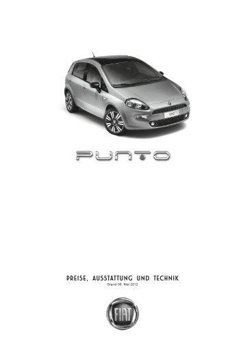 Preisliste - Fiat Car Configurator