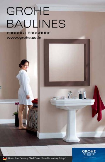 GROHE BAULINES