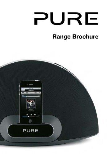 Download range brochure - Pure.com