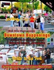 Downtown Happenings - Main Street Rogers