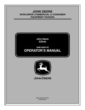 OPERATOR'S MANUAL - Home Depot