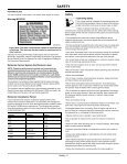 OPERATOR'S MANUAL - Home Depot - Page 6