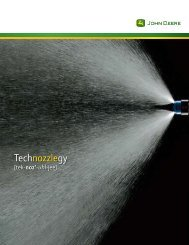 Technozzlegy - John Deere
