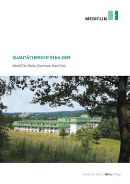 Download PDF - MediClin Reha-Zentrum Bad Orb
