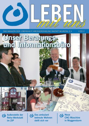 Unser Beratungs- und Informationsbüro - Lebenshilfe Rastatt Murgtal