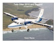 NOAA Twin Otter Presentation - Gulf of the Farallones National ...