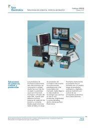 Soluciones de Potencia control y protección.pdf - Dachs Electronica ...
