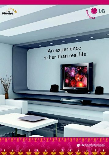 leaflet TV+AUDIO for pdf - LG Electronics India