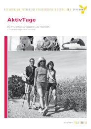 AktivTage - gesundheit und reisen