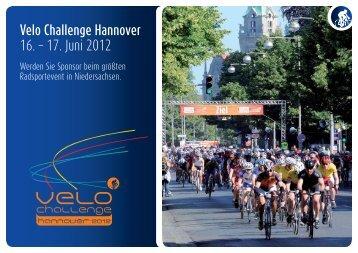 Velo Challenge Hannover 16. – 17. Juni 2012
