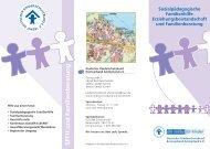 Familienhilfe Flyer - Kinderschutzbund Ammerland
