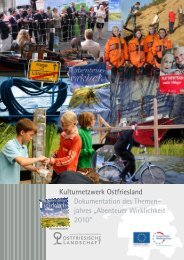 Abenteuer Wirklichkeit 2010 - Ostfriesische Landschaft