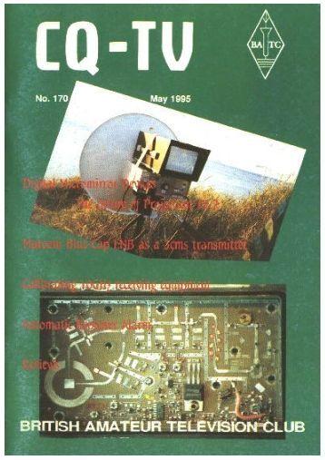 CQ-TV 170 - S50LEA Home Page