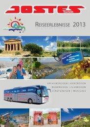 Aktuellen Katalog hier downloaden! - Jostes Touristik