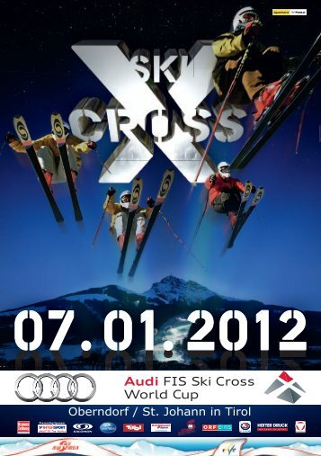 07. 01. 2012 - FIS Ski Cross World Cup - St. Johann in Tirol