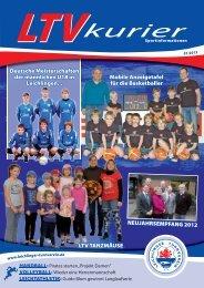 LTV-Kurier 1-2012 - Leichlinger Turnverein