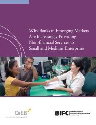 Why Banks in Emerging Markets Are Increasingly ... - CommDev