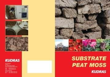 SUBSTRATE PEAT MOSS