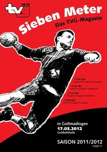 Grundlagen des Handballs Teil 3 - TV Gottmadingen