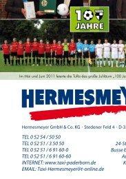 Saison 2011/2012 - TuRa Elsen 1894/1911 eV