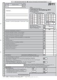 Lohnsteuer-Anmeldung 2003