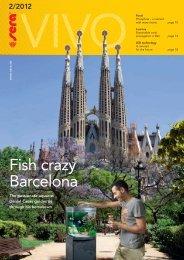 Fish crazy Barcelona - sera GmbH
