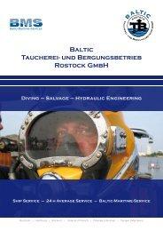 Baltic Taucherei- und Bergungsbetrieb Rostock GmbH