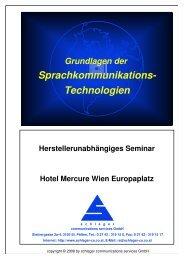 Beispielseiten - Schlager Communications Services GmbH