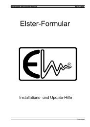 Elster-Formular - Das Finanzamt Wittlich