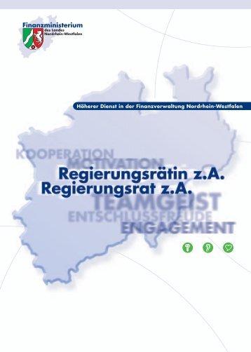 Bew_H.herer Dienst 2003 - Finanzministerium NRW