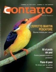 L'EFFETTO MARTIN PESCATORE - The Family in Italia