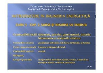 i+1 - Facultatea de Electrotehnică şi Electroenergetică