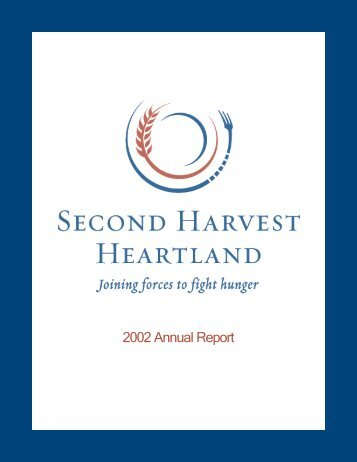 annual report.qxd - Second Harvest Heartland