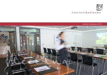 DE Meeting brochure_details.indd - Grand Hotel Bellevue